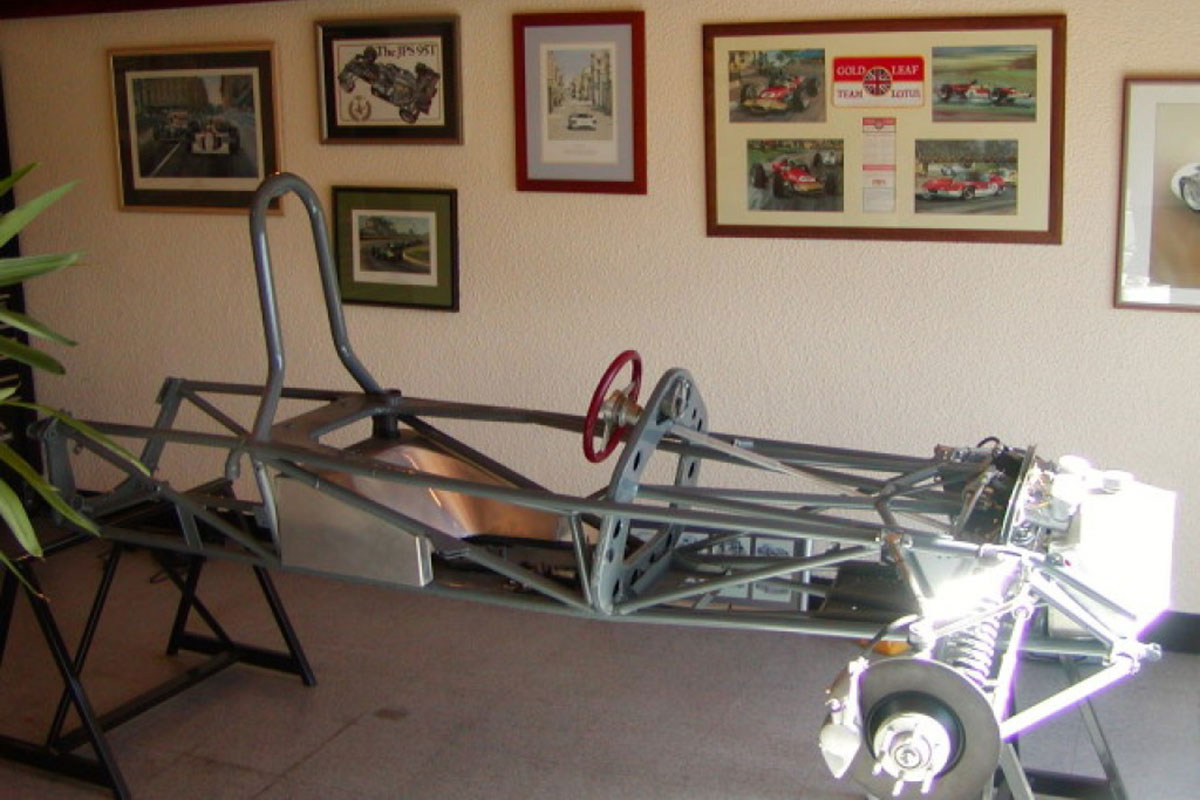 Racing Car Chassis