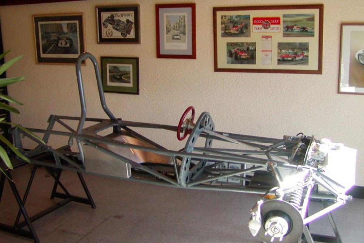 Racing Car Chassis