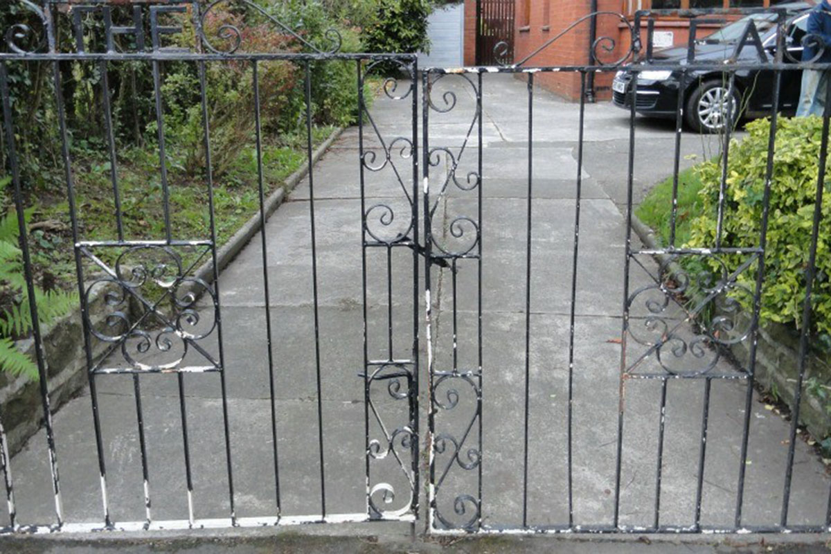 Gates Before