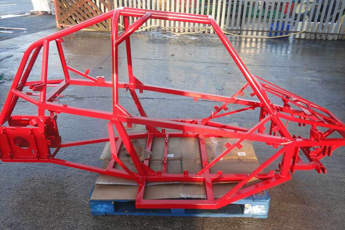 Stock Car Chassis