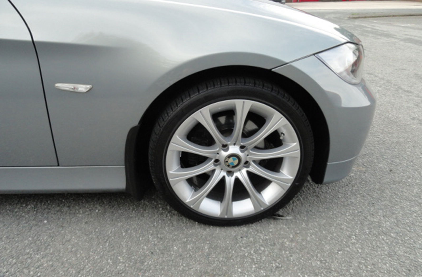 BMW Alloy Wheel