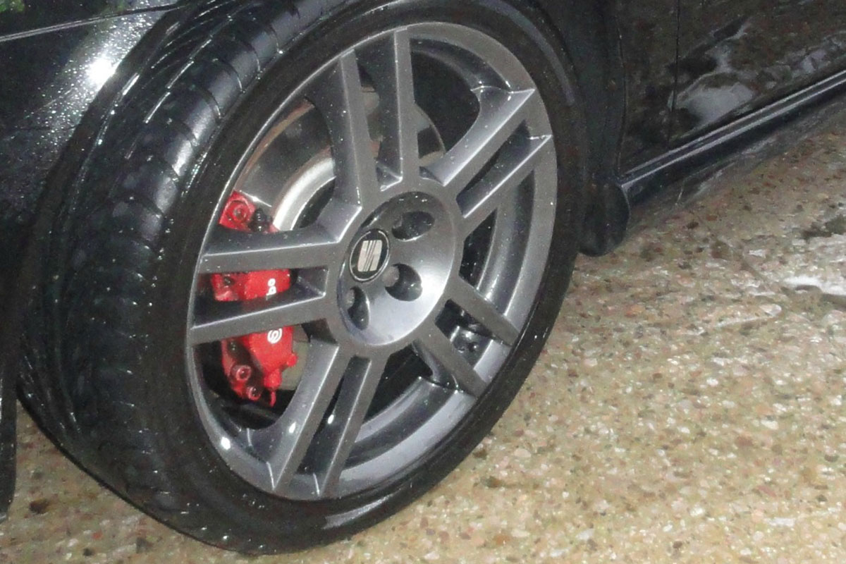 Sear FR Alloy Wheel
