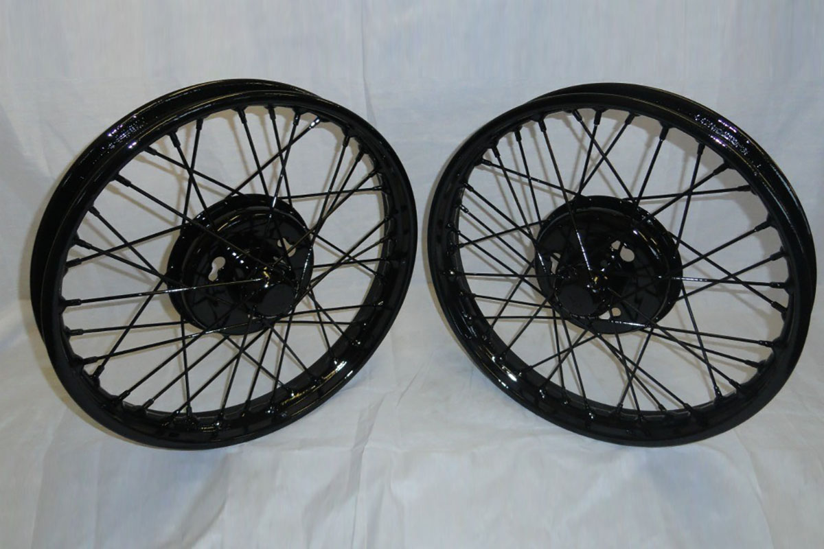 Spoke Wheels