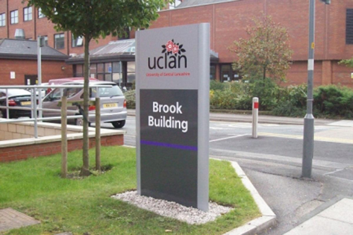 University Signage